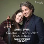 Emmanuelle Bertrand Pascal Amoyel - Johannes Brahms Sonatas & Liebeslie
