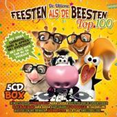 Various - Feesten Als De Beesten 2019 (Ultieme Top 100) (5CD)
