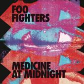 FOO FIGHTERS - MEDICINE AT MIDNIGHT (LP) (Blue Vinyl)