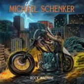Schenker, Michael - Rock Machine  (Blue Vinyl) (LP)