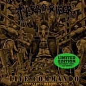 Terrorizer - Live Commando (Green Vinyl) (LP)
