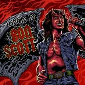 Various Artists - A Tribute To Bon Scott (LP)