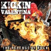 Kickin Valentina - Revenge Of Rock (Red Vinyl) (LP)