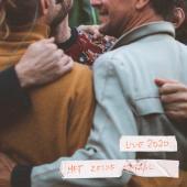 HET ZESDE METAAL - LIVE 2020 (2LP) (CLEAR VINYL )