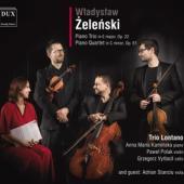 Trio Lontano - Zelenski: Chamber Music
