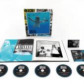 Nirvana - Nevermind (2021 Remaster) (5CD+BLURAY)