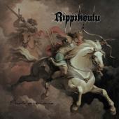 Rippikoulu - Musta Seremonia (LP)