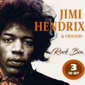 Hendrix, Jimi & Friends - Rock Box (3CD)