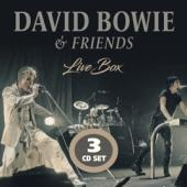 Bowie, David & Friends - Live Box (3CD)