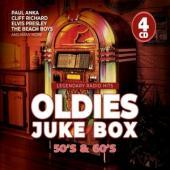 V/A - Oldies Juke Box / 50S & 60S Hits (.. 60S Hits) (4CD)