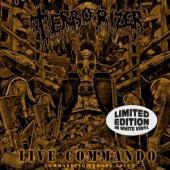 Terrorizer - Live Commando (White Vinyl) (LP)