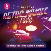 V/A - 80S & 90S Retro Music Party (6CD)