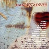 Sigmund Groven - Harmonica Album CD
