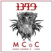Thirteen Forty-Nine - Massive Cauldron Of Chaos (Red & White Vinyl) (LP)