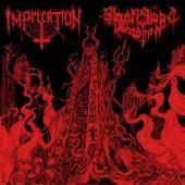 Imprecation / Black Blood Invocation - Diabolical Flames Of The Ascended Plague