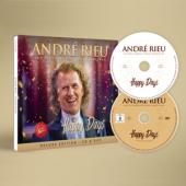 Rieu, Andre - Happy Days (Johann Strauss Orchestra) (CD+DVD AUDIO)