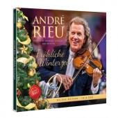 Rieu,Andre/Strauss Orchest - Frohliche Winterzeit (CD+DVD)