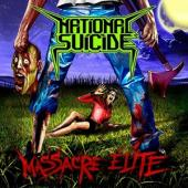 National Suicide - Massacre Elite (LP)