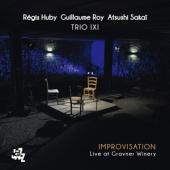 Trio Ixi - Improvisation CD