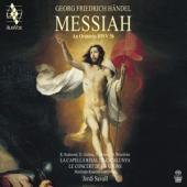 Concert Des Nations Jordi Savall Ca - Messiah Hwv56 (2SACD)