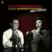 Fitzgerald, Ella & Louis - Complete Decca Duets (LP)