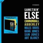 Adderley, Cannonball - Somethin' Else (LP+CD)