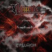 Usurper - Evilution (Brown/Black Mixed Vinyl) (LP)