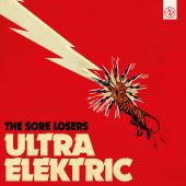 Sore Losers - Ultra Elektric (Orange Ice Cream Coloured Vinyl) (LP)