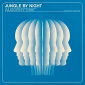 Jungle By Night - Algorhythm (Cool Blue Vinyl) (LP)