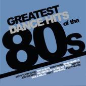V/A - Greatest Dance Hits Of The 80'S (Transparent Blue Vinyl) (LP)