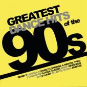 V/A - Greatest Dance Hits Of The 90'S (Transparent Yellow Vinyl) (LP)