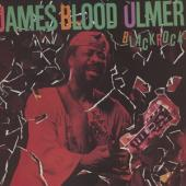 Ulmer, James Blood - Black Rock (Most Famous 80'S Album By American Jazz Guitarist)