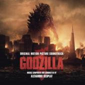Ost - Godzilla (Soundtrack Composed And Directed By Alexandre Desplat)