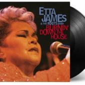James, Etta - Burnin' Down The House (2LP)