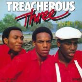 Treacherous Three - Whip It (LP)