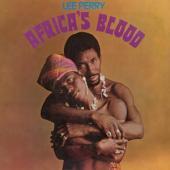 Perry, Lee - Africa'S Blood (Orange Coloured Vinyl) (LP)