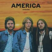 America - Homecoming (Flaming Gold) (LP)