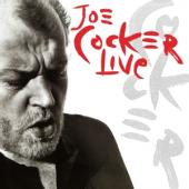 Cocker, Joe - Live (Transparent Red Vinyl) (2LP)