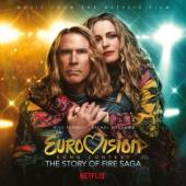 Ost - Eurovision Song Contest: Story Of Fire Saga (..Contest:Story Of Fire Saga//180G/1000Cps Flaming Clrd) (LP)