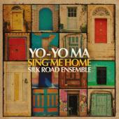Ma, Yo-Yo/Silk Road Ensem - Sing Me Home (180Gr/Gatefold/Ft. Guests/500 Cps Translucent Red Vinyl) (2LP)