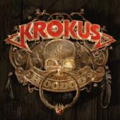 Krokus - Hoodoo (Black & Gold Marlbled Vinyl) (LP)