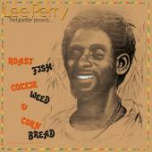 PERRY, LEE - ROAST FISH COLLIE WEED & CORN BREAD (Coloured) (LP)