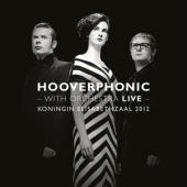 Hooverphonic - With Orchestra Live (180Gr./Gatefold/Live In Antwerpen 2012/Black Vinyl) (2LP)