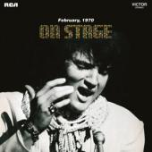 Presley, Elvis - On Stage (180Gr./Poster/Live 1969-1970/Black Vinyl) (LP)
