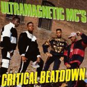 Ultramagnetic Mc'S - Critical Beatdown (Expanded) (180Gr./4P Booklet/Expanded/6 Bonus Tracks/Black Vinyl) (2LP)