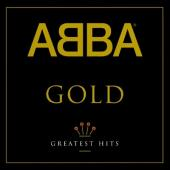 Abba - Gold (Gold Coloured Vinyl) (25th Anniversary Edition) (2LP+Download)