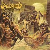 Aborted - Global Flatline (Standard Version) (cover)