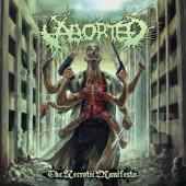 Aborted - Necrotic Manifesto (cover)