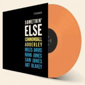 Adderley, Cannonball - Somethin' Else (Orange Vinyl) (LP)