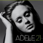 Adele - 21 (LP) (cover)